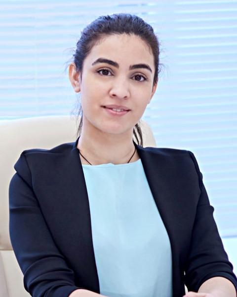 Козлова Эльвира Бахрамовна