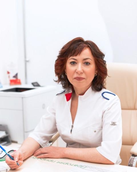 Григорьева Вера Сергеевна