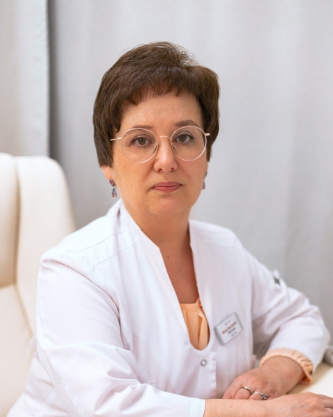 Маголина Юлия Викторовна