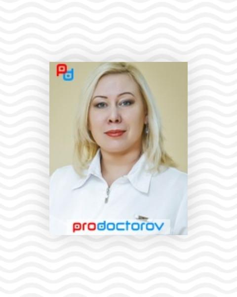 Барон Наталья Александровна